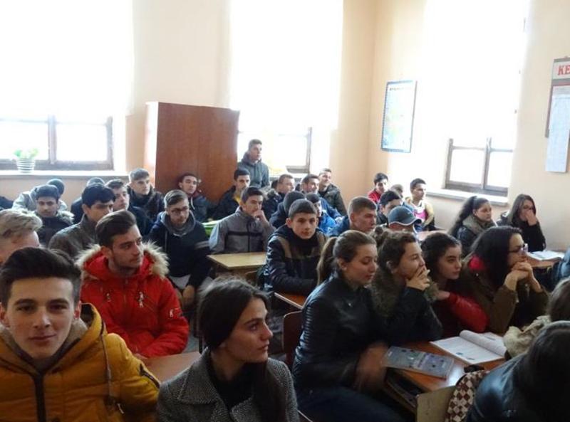 Edukimi i të rinjve me kulturën e tolerancës dhe të mirëkuptimit për ndërtimin e një shoqërie demokratike